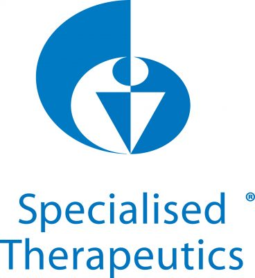 Specialised Therapeutics - Silver Sponsor