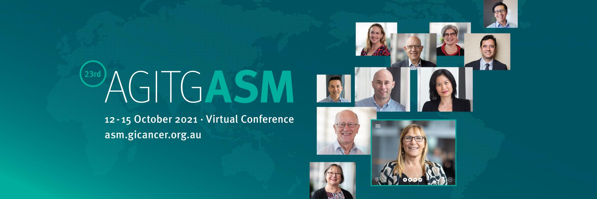 2021 AGITG Annual Scientific Meeting